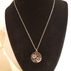 Sister necklace 2y6